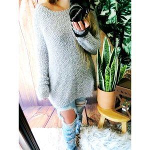 NWT | Cozy night in ultra plush sweater 🍃